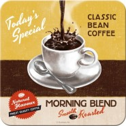 NostalgicArt retro klaasialus Morning Blend