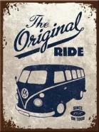 NostalgicArt magnet VW Bulli The Original Ride