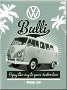 NostalgicArt magnet VW Bulli