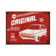 NostalgicArt magnet VW Golf The Original Ride