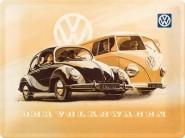 NostalgicArt metallplaat VW Der Volkswagen