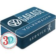 NostalgicArt metallkarp 3D VW Garage