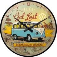 NostalgicArt seinakell VW Let's get lost
