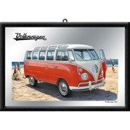 NostalgicArt reklaampeegel Peili VW Bulli Samba Bus