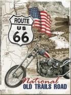 NostalgicArt magnet Route 66 National Old Trails Road
