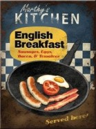 NostalgicArt magnet English Breakfast
