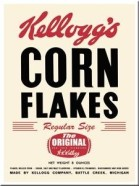 NostalgicArt magnet Kellogg's Corn Flakes The Original