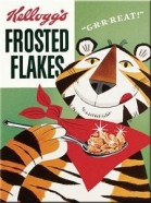NostalgicArt magnet Kellogg's Frosted Flakes