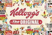NostalgicArt metallplaat Kellogg's The Original collage