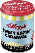 NostalgicArt metallpurk Kellogg's Sweet Eatin' Carnival 1L
