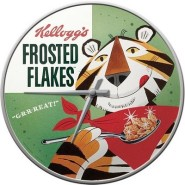 NostalgicArt seinakell Kellogg's Frosted Flakes Tony Tiger