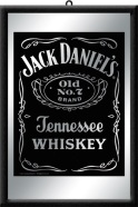 NostalgicArt reklaampeegel Jack Daniels