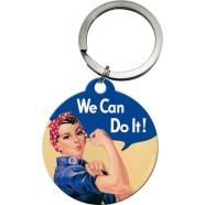 NostalgicArt võtmehoidja  We Can Do It!