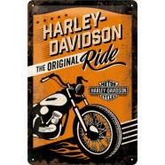 NostalgicArt metallplaat Harley-Davidson The Original Ride