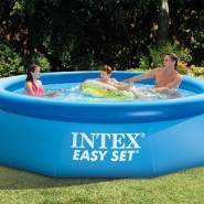 Intex bassein Easy Set filterpumbaga 2.44x0.76 m