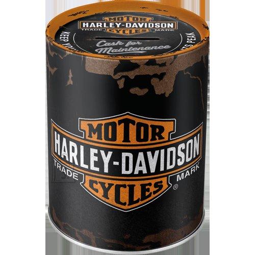 NostalgicArt Rahakassa Harley-Davidson
