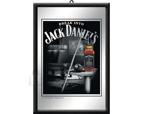 NostalgicArt reklaampeegel Break into Jack Daniel´s