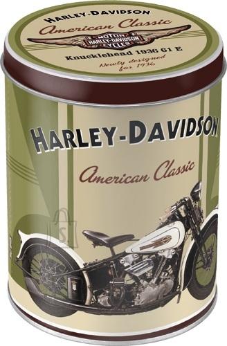 NostalgicArt Metallist säilituspurk Harley-Davidson American Classic 1L