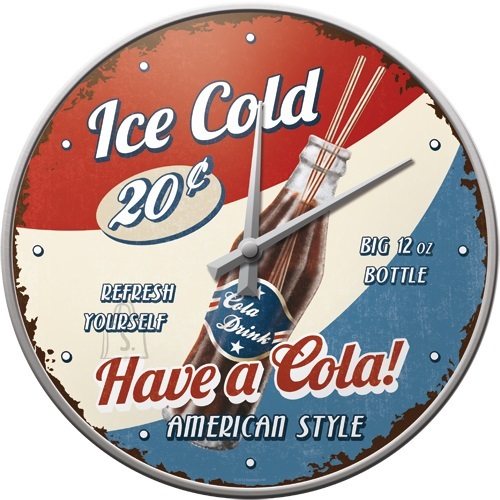NostalgicArt seinakell Ice Cold