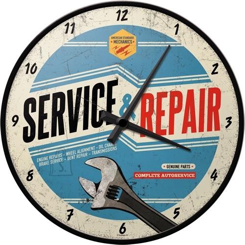 NostalgicArt seinakell Service & Repair