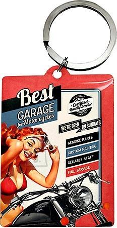 NostalgicArt Võtmehoidja Best Garage