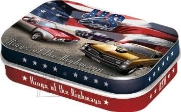NostalgicArt kurgupastillid US Cars