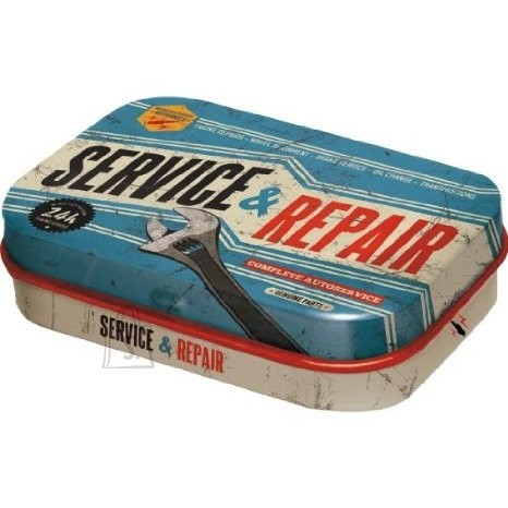 NostalgicArt kurgupastillid Service & Repair