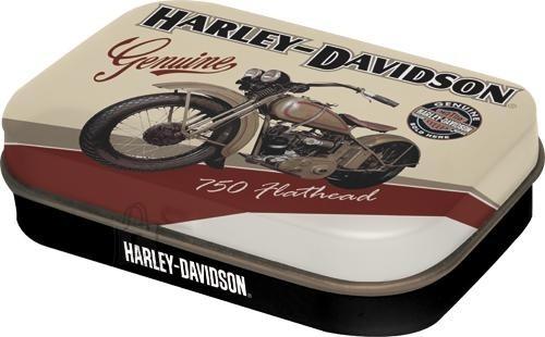 NostalgicArt kurgupastillid Harley-Davidson 750 Flathead