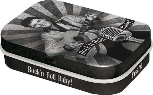 NostalgicArt kurgupastillid Elvis Rock´n Roll Baby!