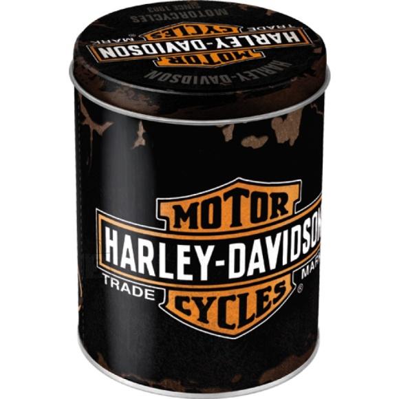 NostalgicArt Metallist säilituspurk Harley-Davidson Since 1903 1L