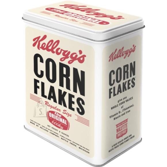NostalgicArt Metallist säilituskarp Corn Flakes The Original 3L