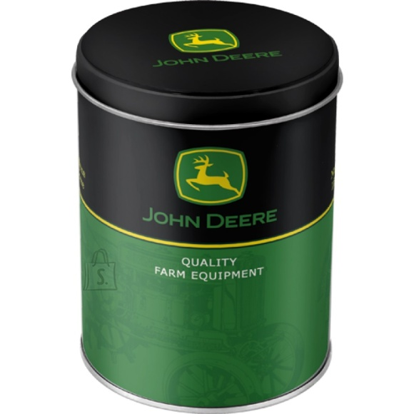NostalgicArt Metallist säilituspurk John Deere 1L