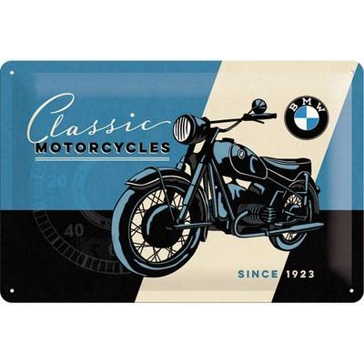 NostalgicArt metallplaat BMW Classic Motorcycles