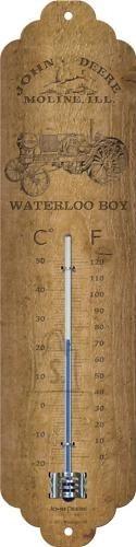 NostalgicArt termomeeter John Deere Waterloo Boy