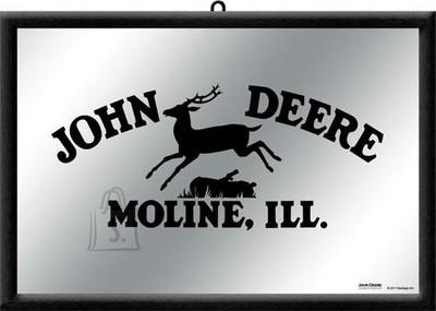 NostalgicArt reklaampeegel John Deere logo