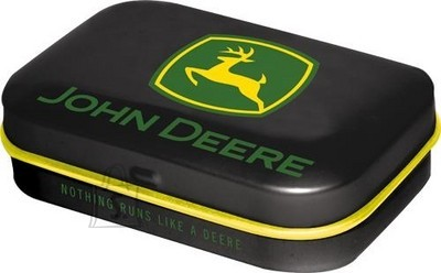 NostalgicArt kurgupastillid John Deere logo must