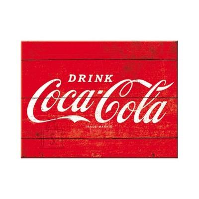 NostalgicArt magnet Coca-Cola logo