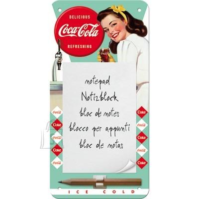 NostalgicArt magnetiga kirjaplokk Ice cold