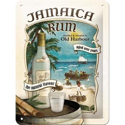 NostalgicArt metallplaat Jamaica Rum