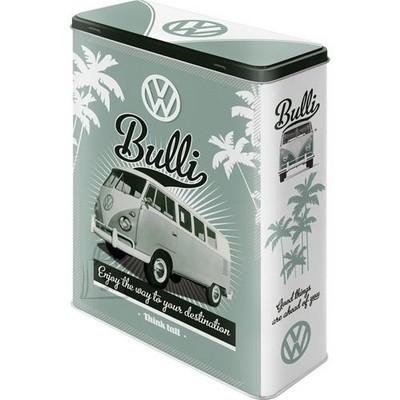 NostalgicArt säilituspurk VW Bulli 4L