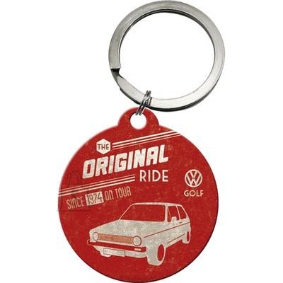 NostalgicArt Võtmehoidja VW Golf The Original Ride
