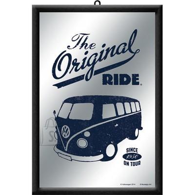 NostalgicArt reklaampeegel VW Bulli The Original Ride