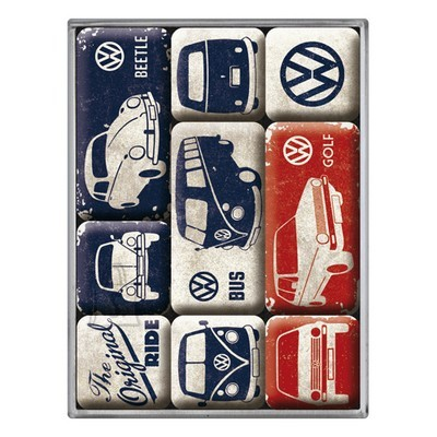 NostalgicArt magnetite sari VW The Original Ride 9tk