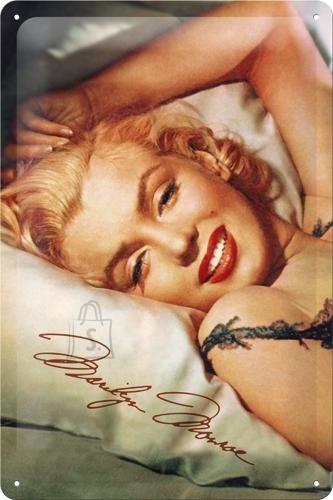 NostalgicArt metallplaat Marilyn Monroe