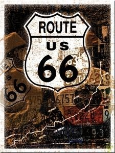 NostalgicArt magnet U.S Route 66