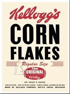 NostalgicArt külmkapimagnet Kellogg's Corn Flakes The Original