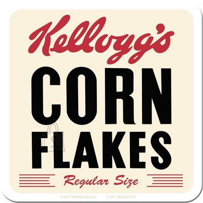 NostalgicArt retro klaasialus Kellogg's Cornflakes The Original
