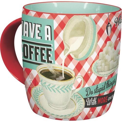 NostalgicArt kruus Have a coffee