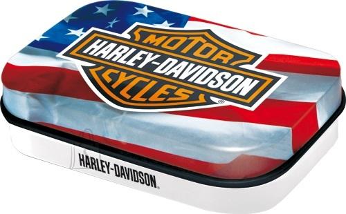 NostalgicArt kurgupastillid Harley-Davidson