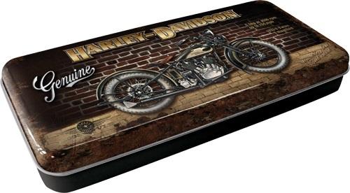 NostalgicArt pinal Harley-Davidson Genuine